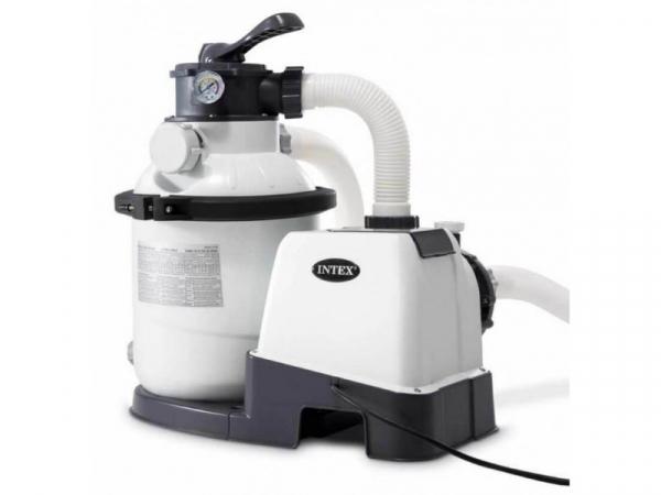 26644 Насос-фильтр песочный Krystal Clear для басейнов 4000л/ч