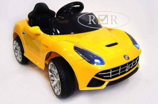 O222OO Детский электромобиль RiverToys Ferrari