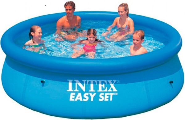 28120 Надувной бассейн INTEX Easy Set Pool, 305х76 см