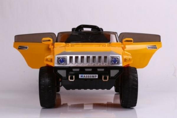 A888MP Детский электромобиль RiverToys Hummer