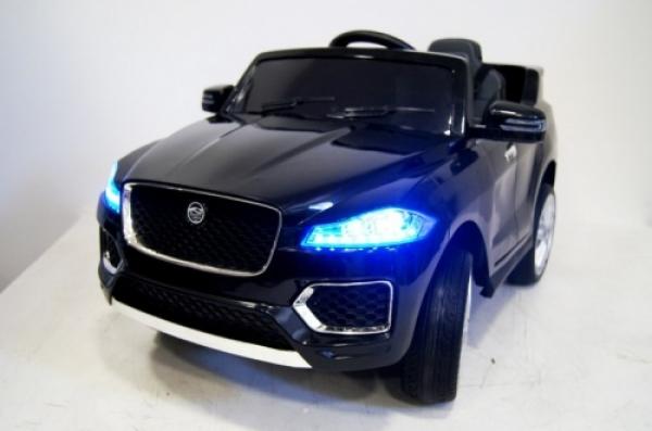 P111BP Детский электромобиль RiverToys Jaguar