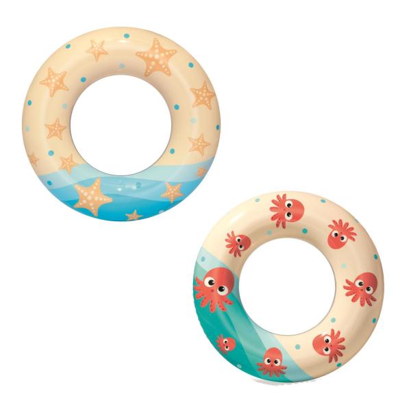 36014 Надувной круг 61см, 3-6 лет