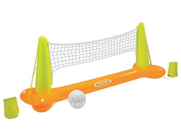 56508 Набор для игры в волейбол 239х64х91см (сетка и мяч), от 6 лет