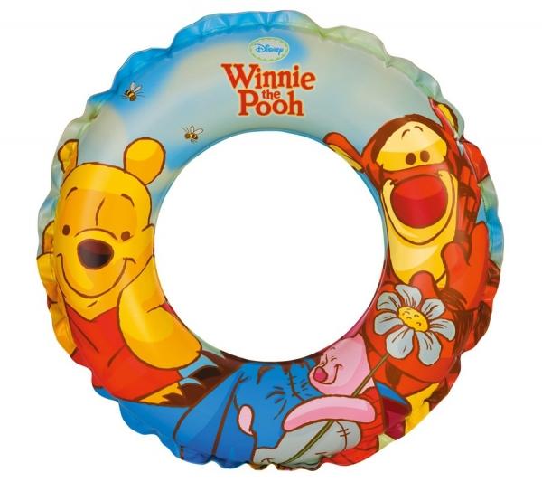 """58228 Надувной круг 51см """"Винни Пух"""" Disney, от 3 до 6 лет"""