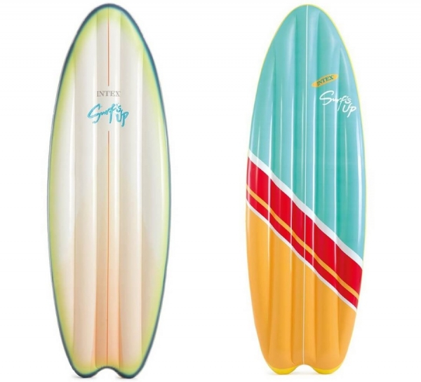 58152 Доска для сёрфинга, 178 х 69 см, цвета МИКС