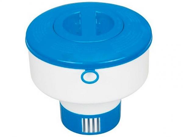 29041 Поплавок дозатор (биопоплавок) Intex 18 см