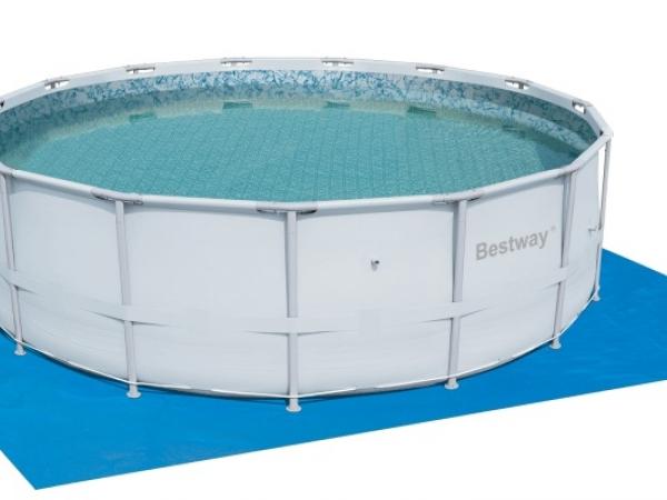 58003 BW Настил 4,88х4,88м для бассейнов BestWay