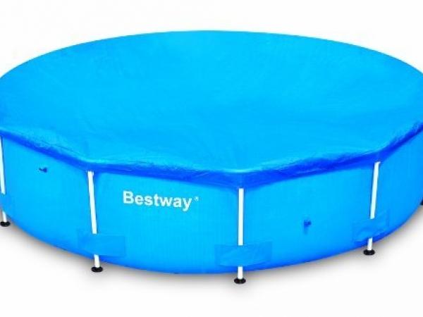 58039 BW Крышка для каркасных бассейнов 5,49м BestWay