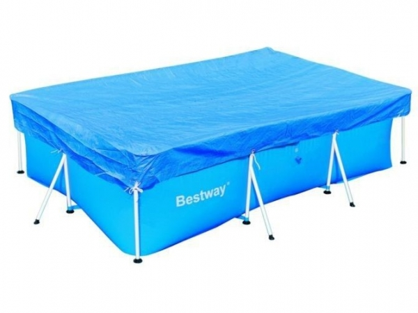 58104 Чехол для каркасных бассейнов 239*150 см Bestway