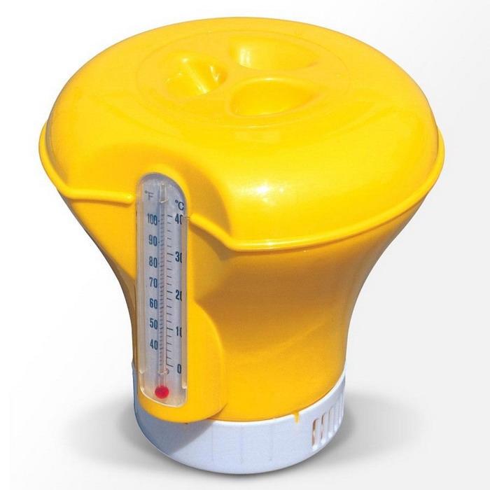 58209 BW Поплавок-дозатор 18,5см для гранул и таблеток BestWay