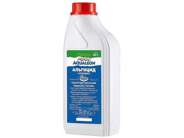 Альгицид Aqualeon (флакон,1 л)