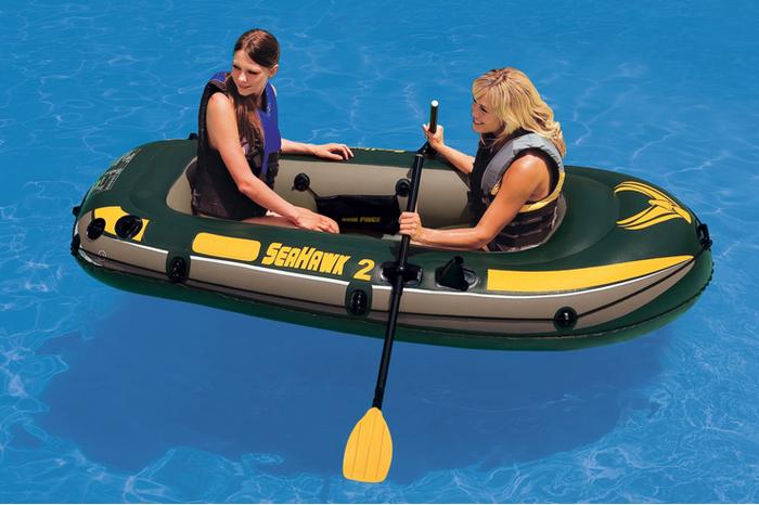 68346 Лодка Морской сокол-200 (до 200 кг) 236х114х41см