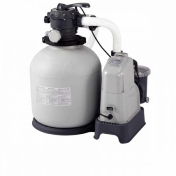 28682 Хлорогенератор с песочным фильтр-насосом 8000л/ч