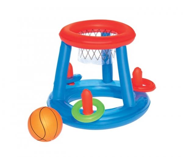 52190 Игровой центр для игр на воде( мяч, корзина) от 3 лет