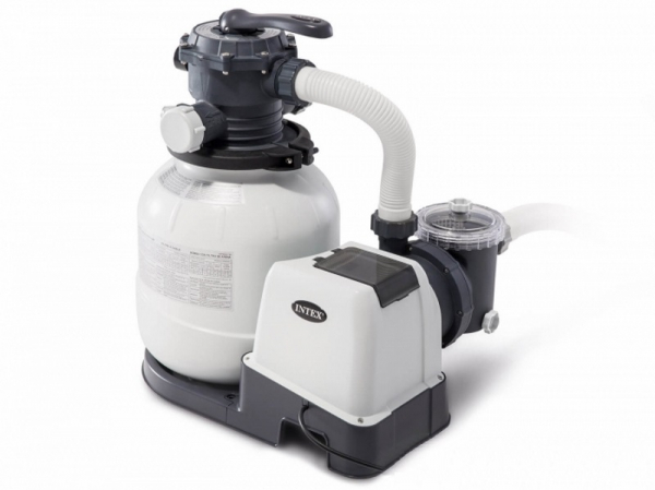 26646 Насос-фильтр песочный для басейнов 6000л/ч