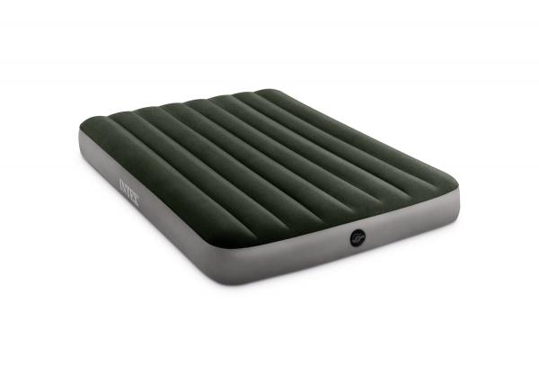64778 Надувной матрас Prestige Downy Bed, 137х191х25см насос на батарейках