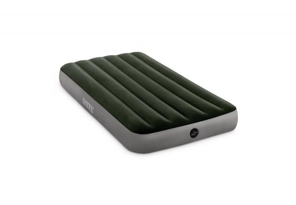 64777 Надувной матрас Prestige Downy Bed, 99х191х25см, насос на батарейках