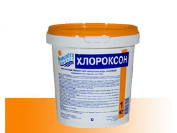 Хлороксон комплексное средство, ведро 1 кг