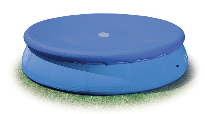 Тент-крышка 549см 57900 Intex для круглого надувного бассейна