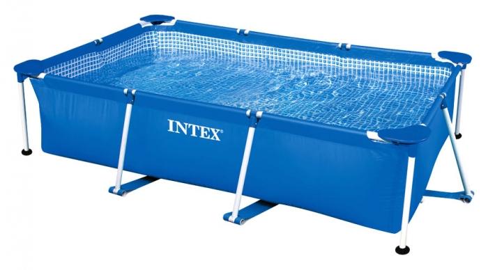 28272 Прямоугольный каркасный бассейн, 300х200х75см, Intex (INTEX)